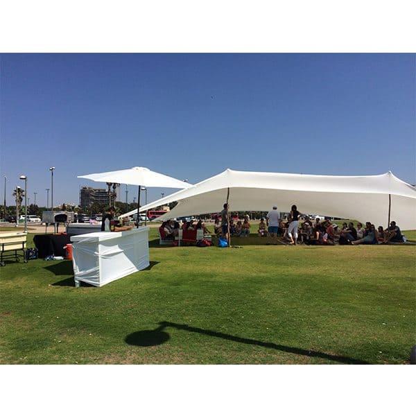 אוהל לייקרה 5 על 5 | Buyline