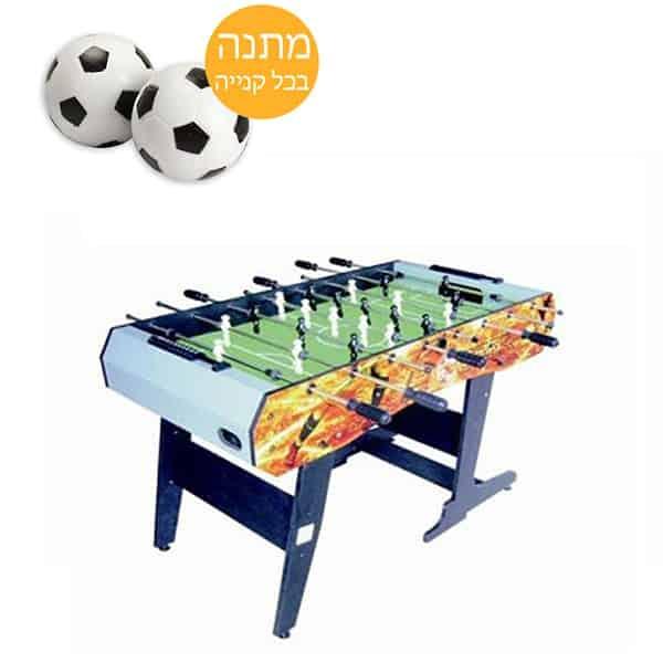 שולחן כדורגל במבצע