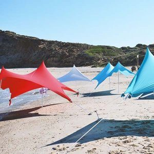 אוהל לייקרה צבעוני 2 | Buyline