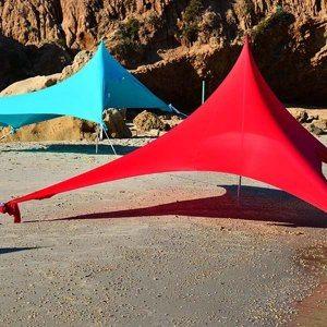 אוהל לייקרה צבעוני 3 | Buyline
