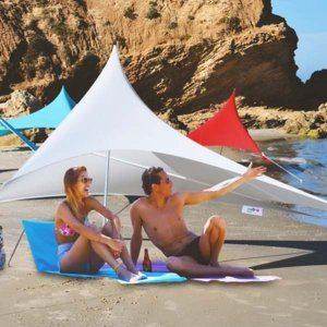 אוהל לייקרה צבעוני 4 | Buyline