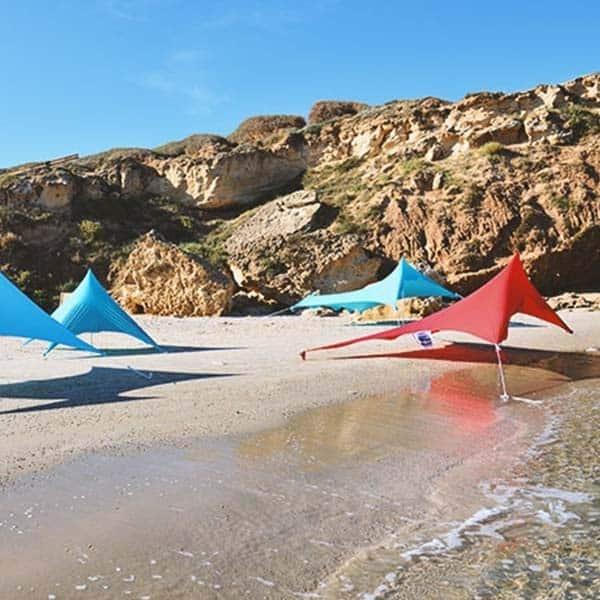 אוהל לייקרה צבעוני | Buyline