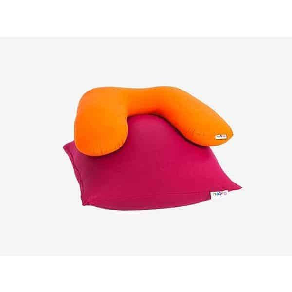 יוגי פוף קטן וכרית תמיכה כסא הנקה | Buyline