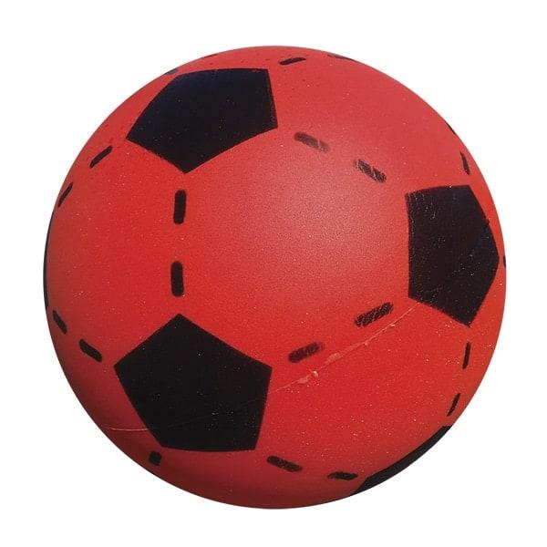 כדור ספוג אדום | Buyline