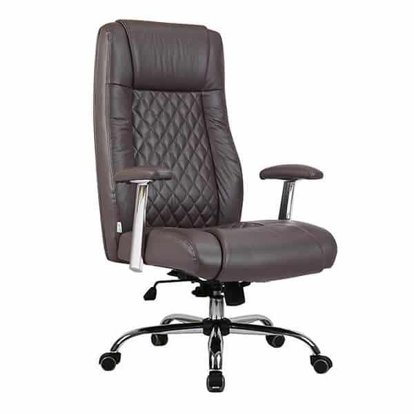 כסא מנהלים אורטופדי שחור