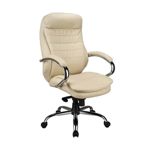 כסא משרדי שמנת דיפלומט
