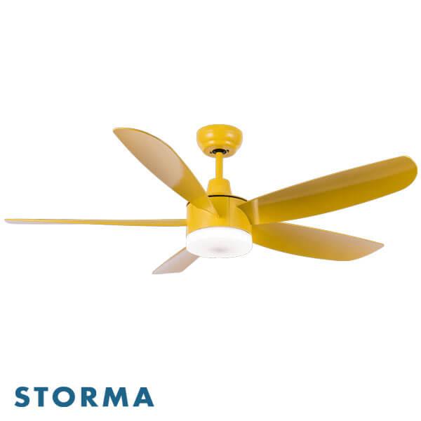 מאוורר-תקרה-SHARPI-צהוב